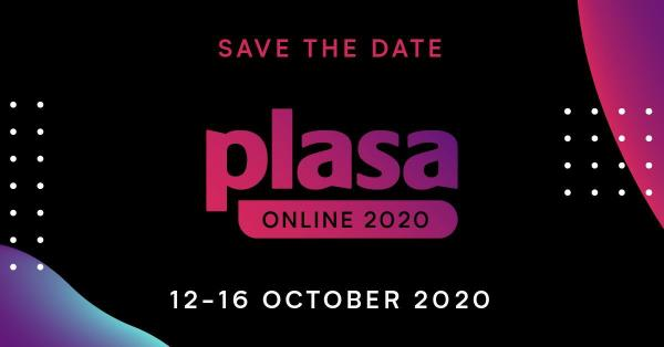 Plasa Online 2020 - A Virtual Event for the Events and Entertainment Technology Industry